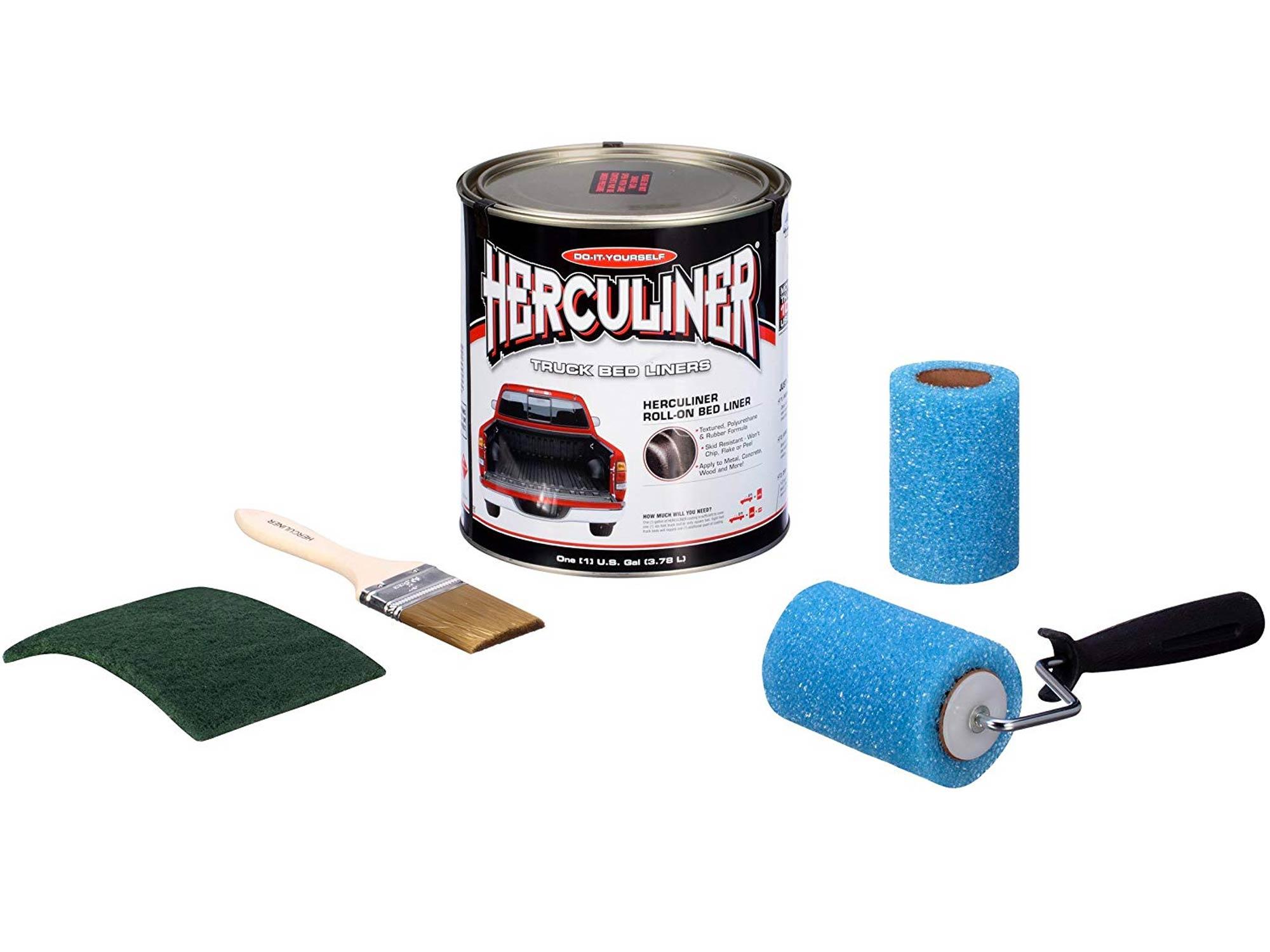 Herculiner Brush-on Bed Liner Kit