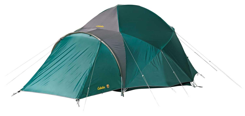Cabela's Alaskan Guide Model Geodesic 6-person tents