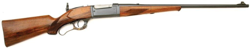 The Savage 99 rifle
