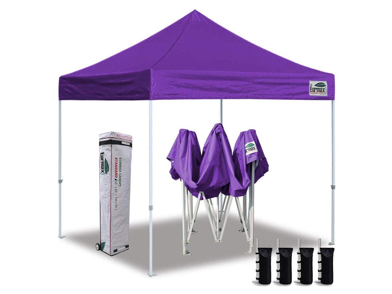 Eurmax Ez Pop Up Canopy Tent
