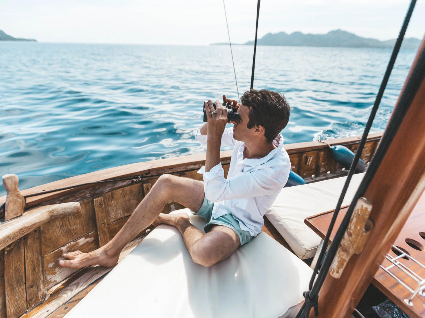 Three Features You Need in a Marine Binocular