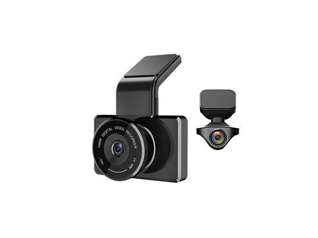 This feature-packed dash cam is your extra pair of eyes on the road