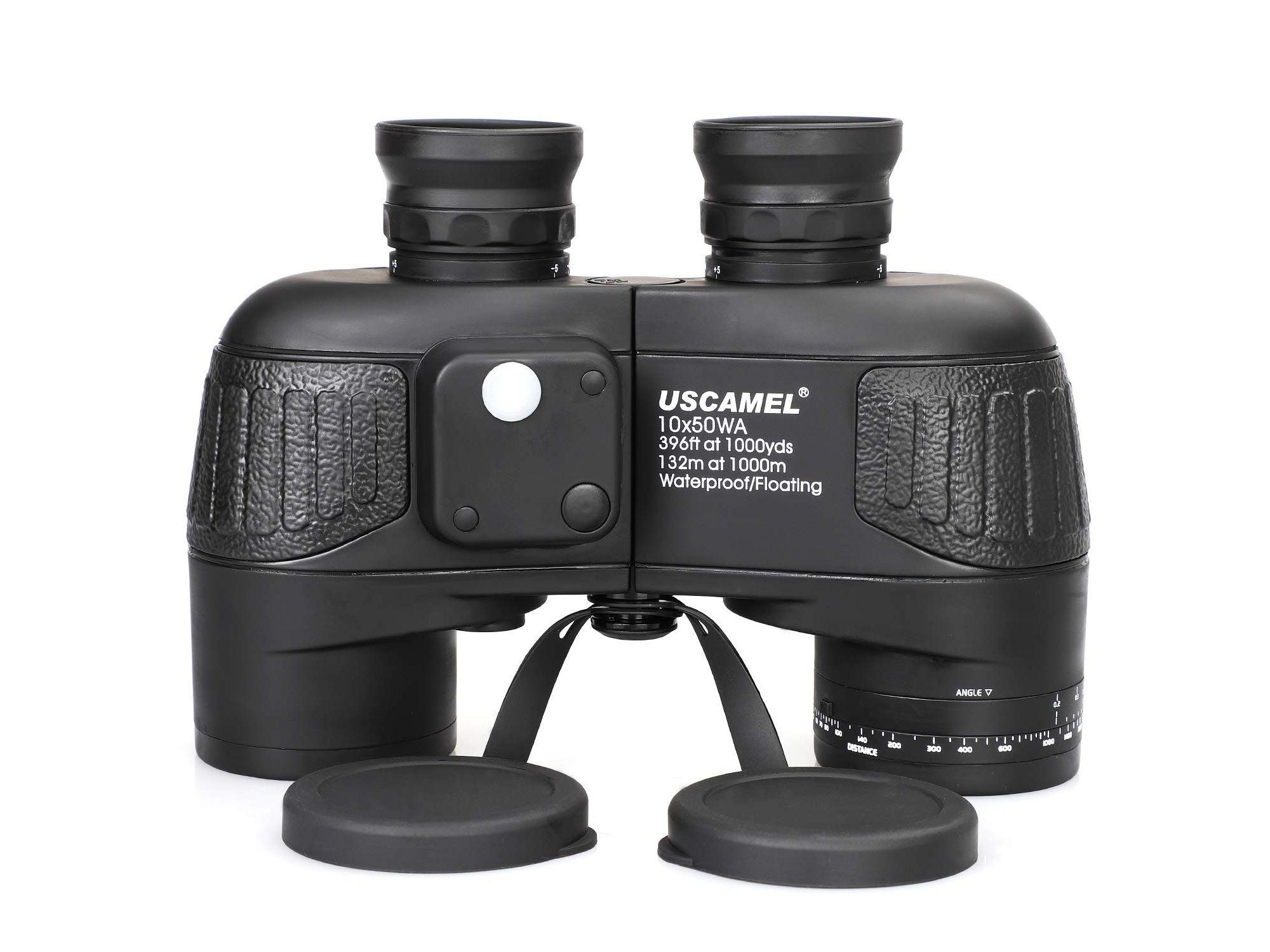 USCAMEL Waterproof Marine Binoculars