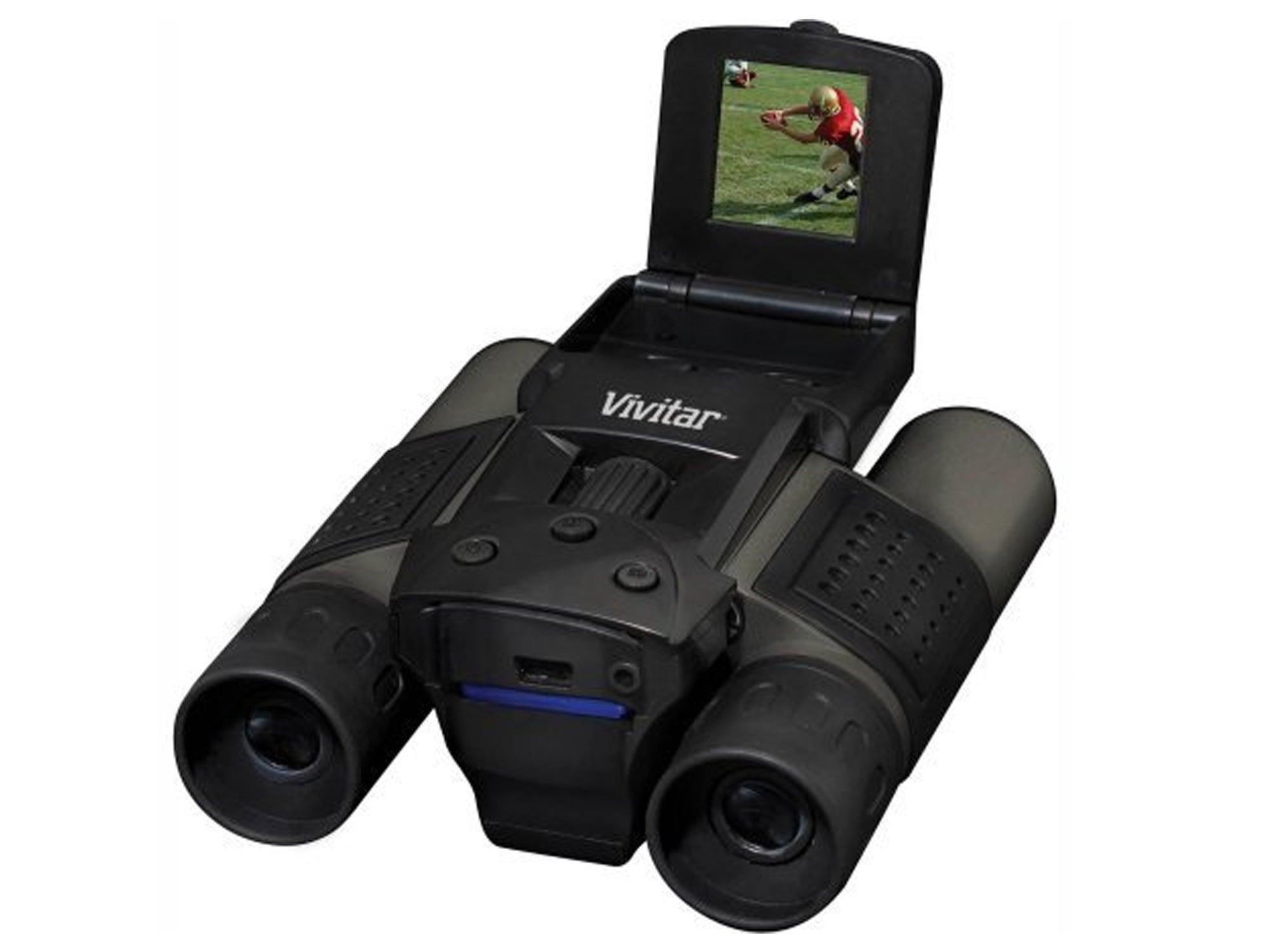 Vivitar Binocular Camera