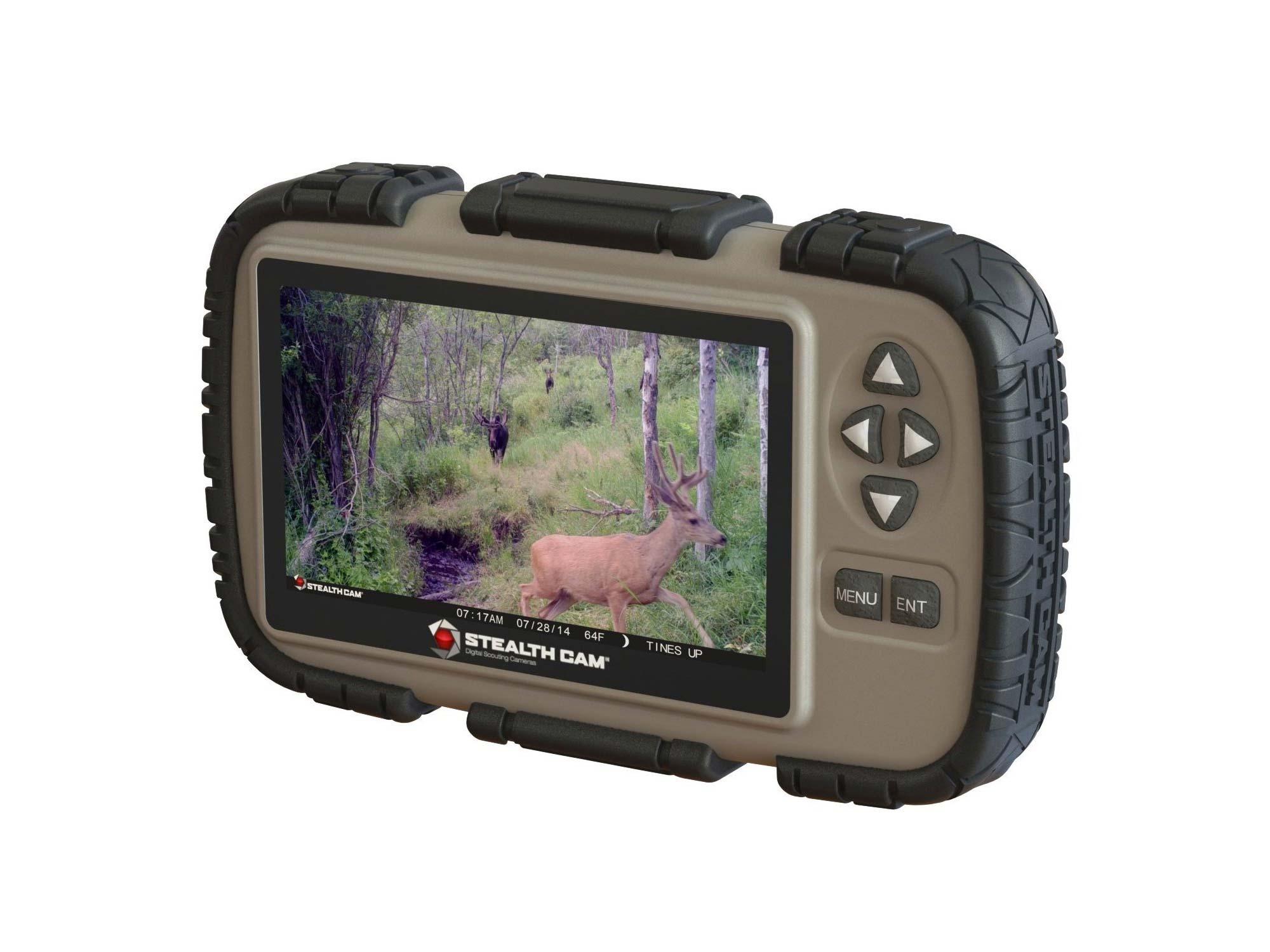 Stealth Game Camera