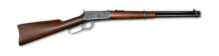 winchester 1984 lever-action rifle