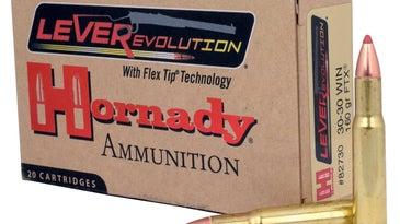 hornady ammunition lever evolution