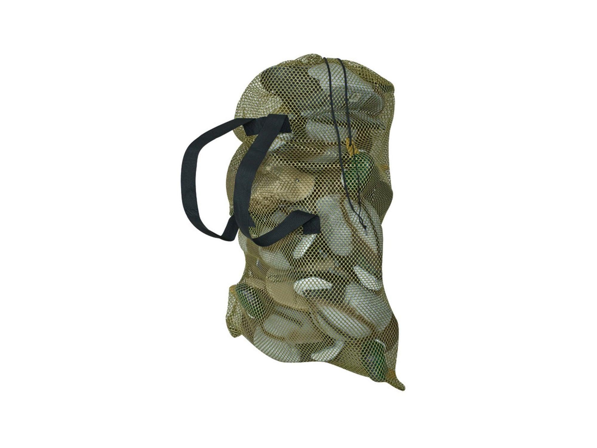 Duck decoy mesh bag