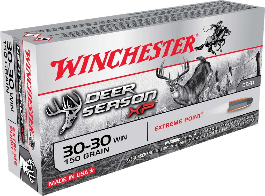 winchester deer season 30-30