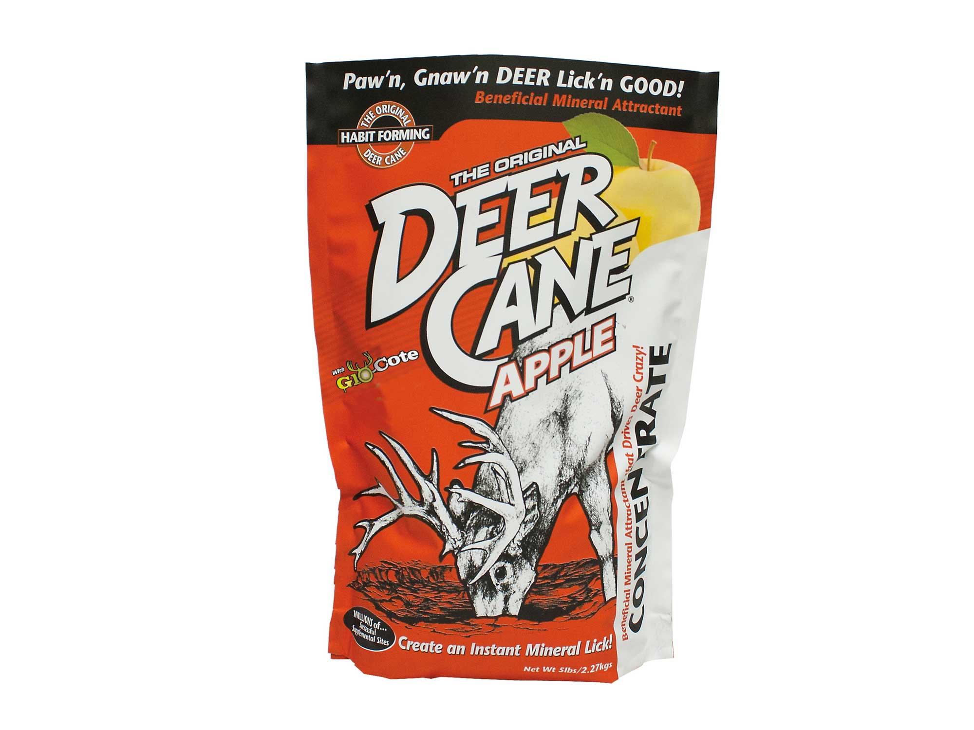 Apple-flavored Deer Cane powder