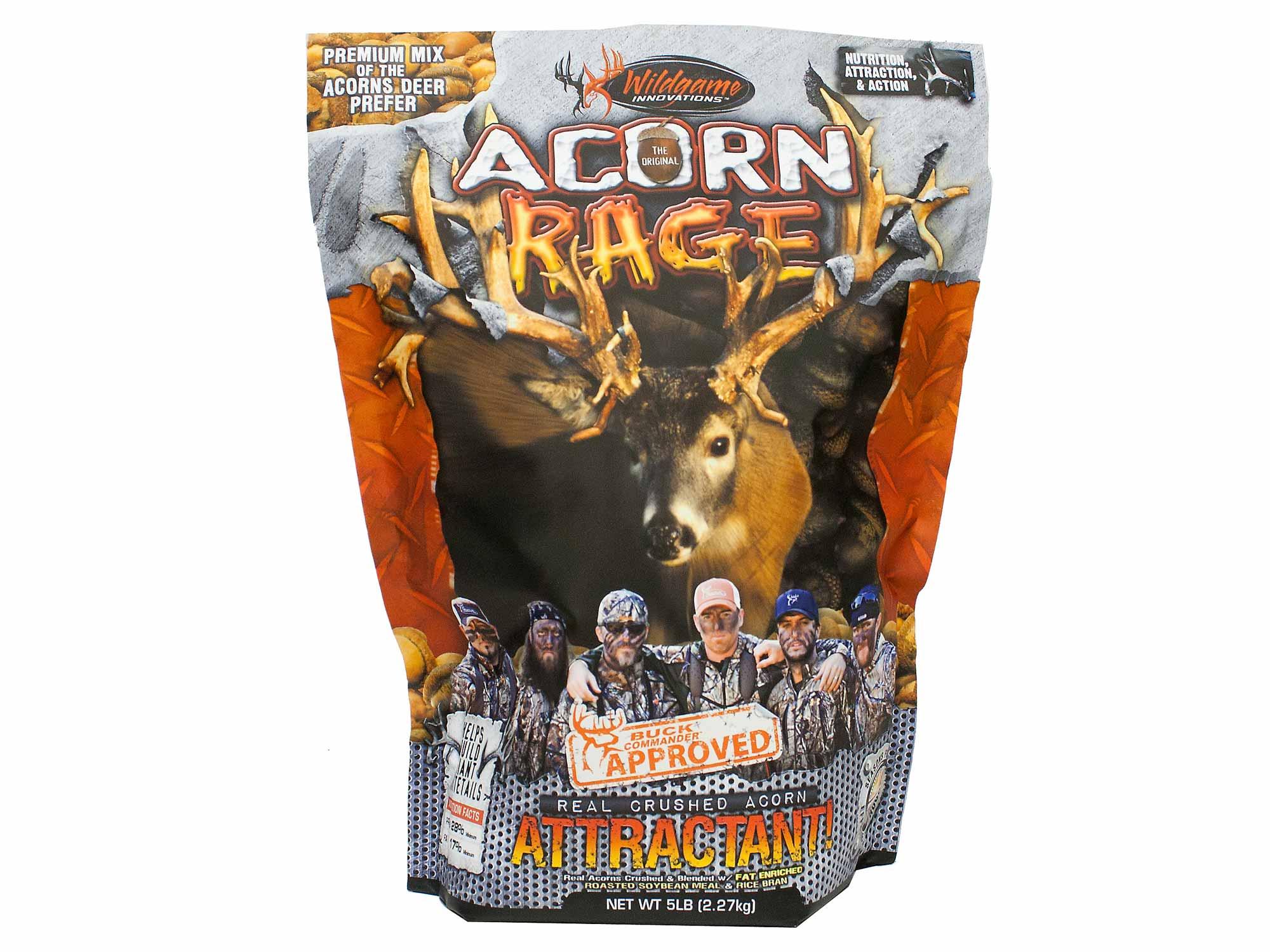 Acorn Rage deer attractant