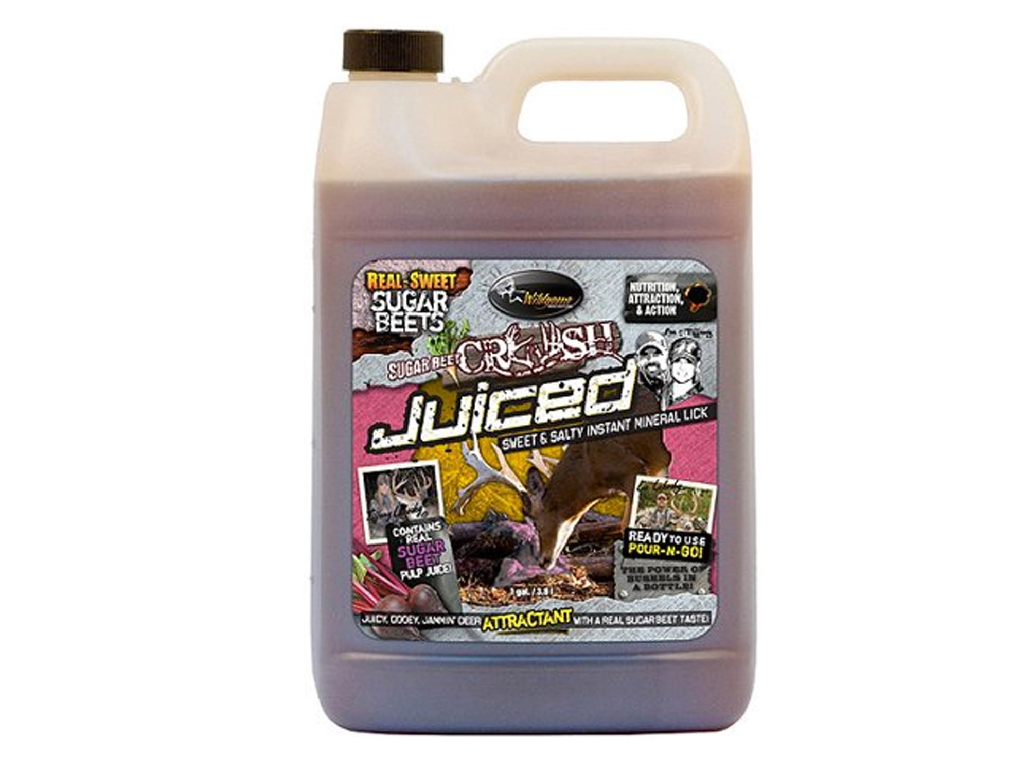 Sugar Beet Crushed Juiced attractant