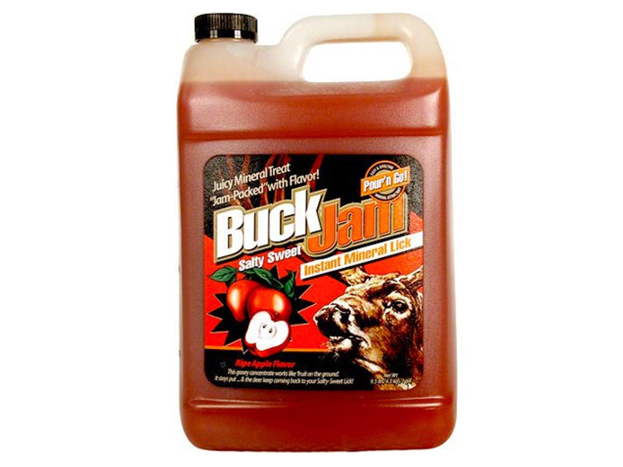 Buck Jam mineral lick