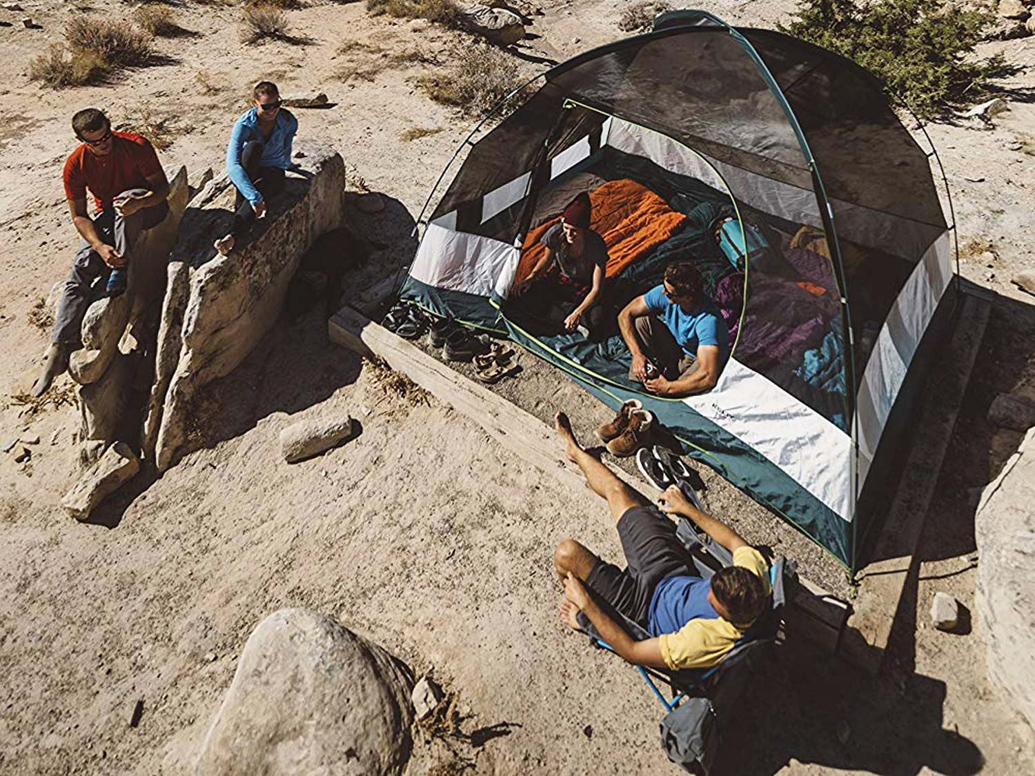Three Features You Need in Your Next Backpacking Tent