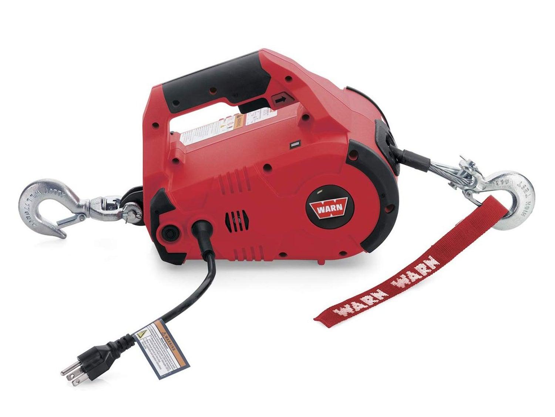WARN 885000 Corded PullzAll 120V AC Winch