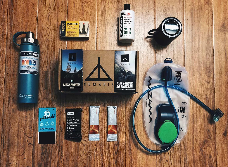 Nomandik outdoor kits