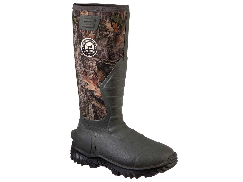 Irish Setter Rutmaster 2.0 Lite Waterproof hunting boots