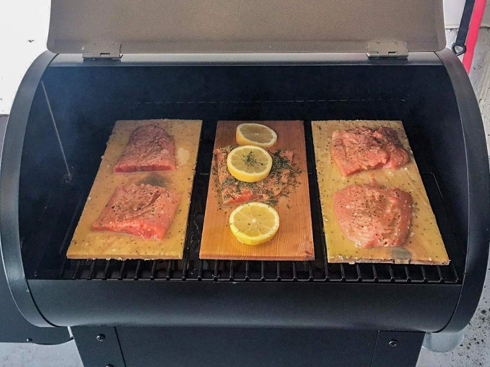 How to Cook Meals with Grilling Planks