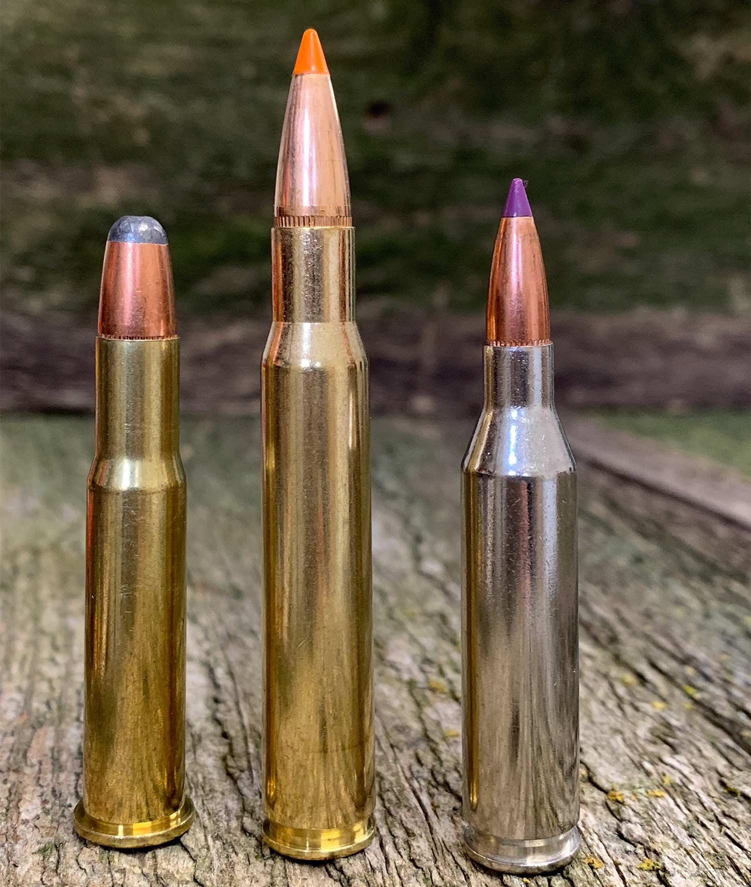 Whitetail Deer Cartridge Shoot-Out: .30-30 Win. vs. .243 Win. vs. .30-06 Springfield