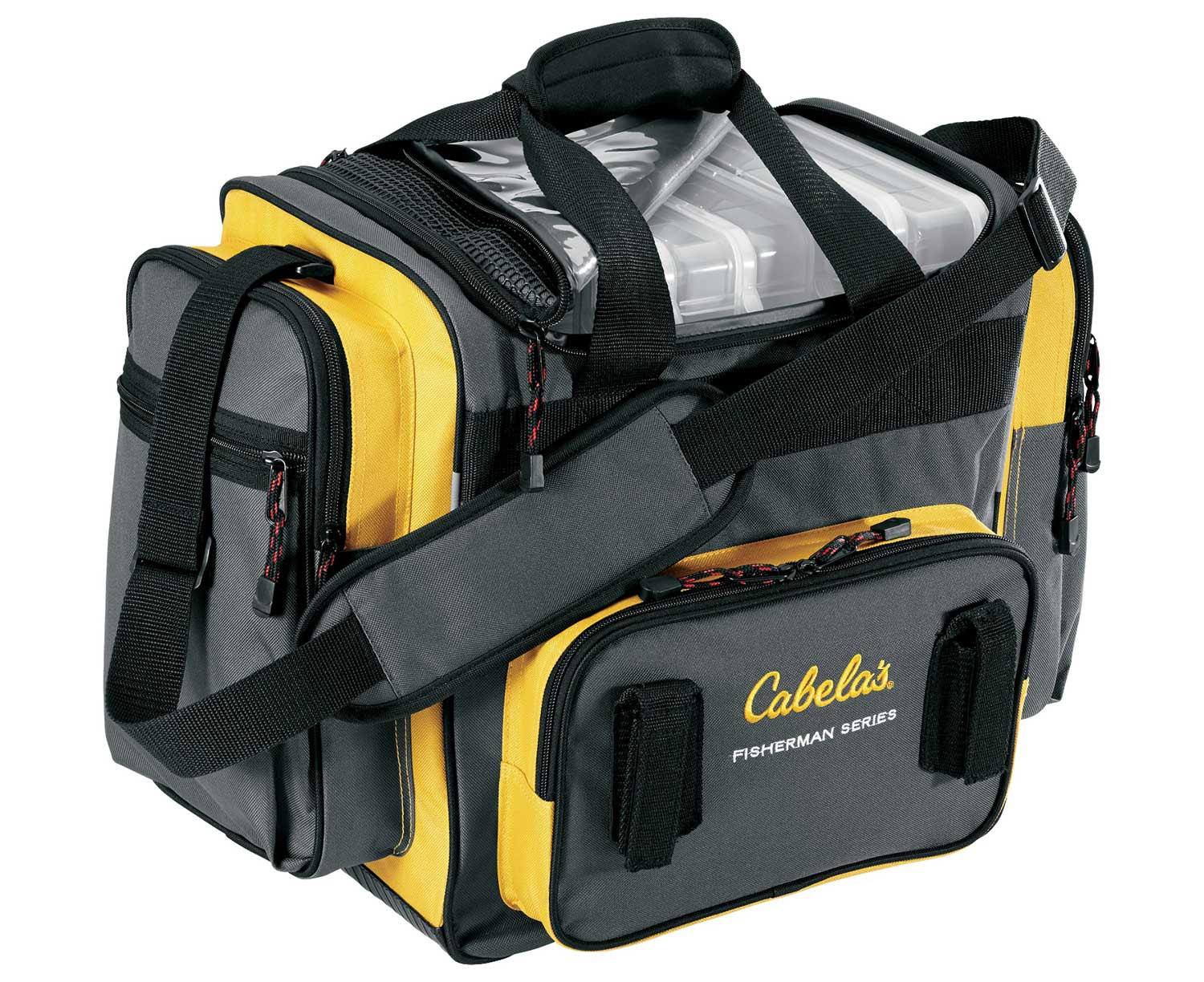 Cabela's Deluxe Fisherman Series Tackle Bags