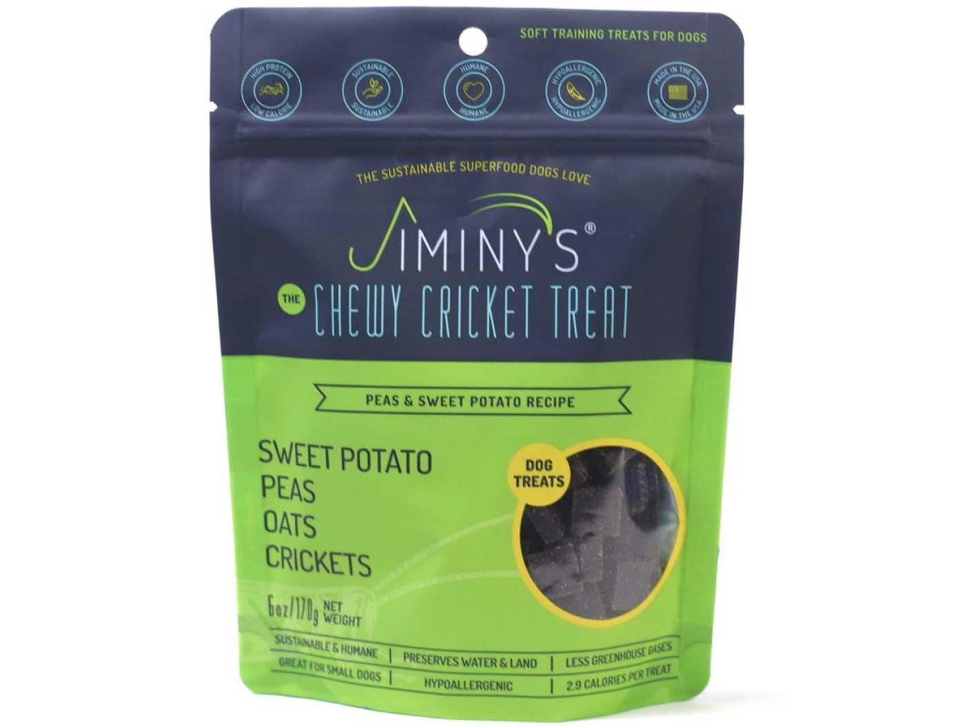 Jiminy's Original Cricket Dog Treats