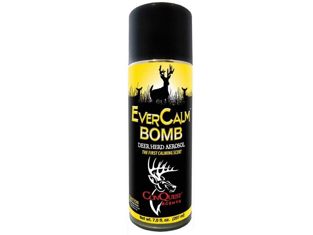 evercalm bomb deer aerosol