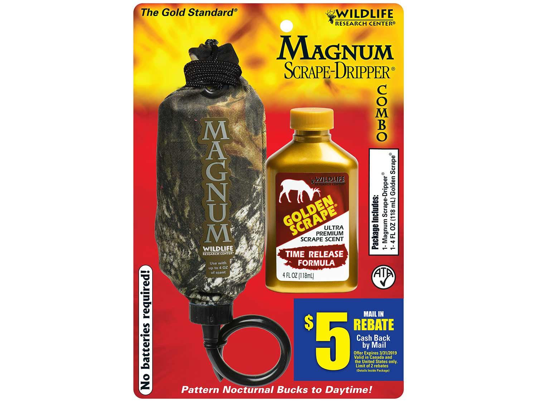 Wildlife Research Magnum Scrape Dripper