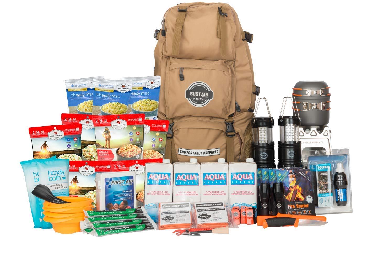 Sustain Supply Co. Premium