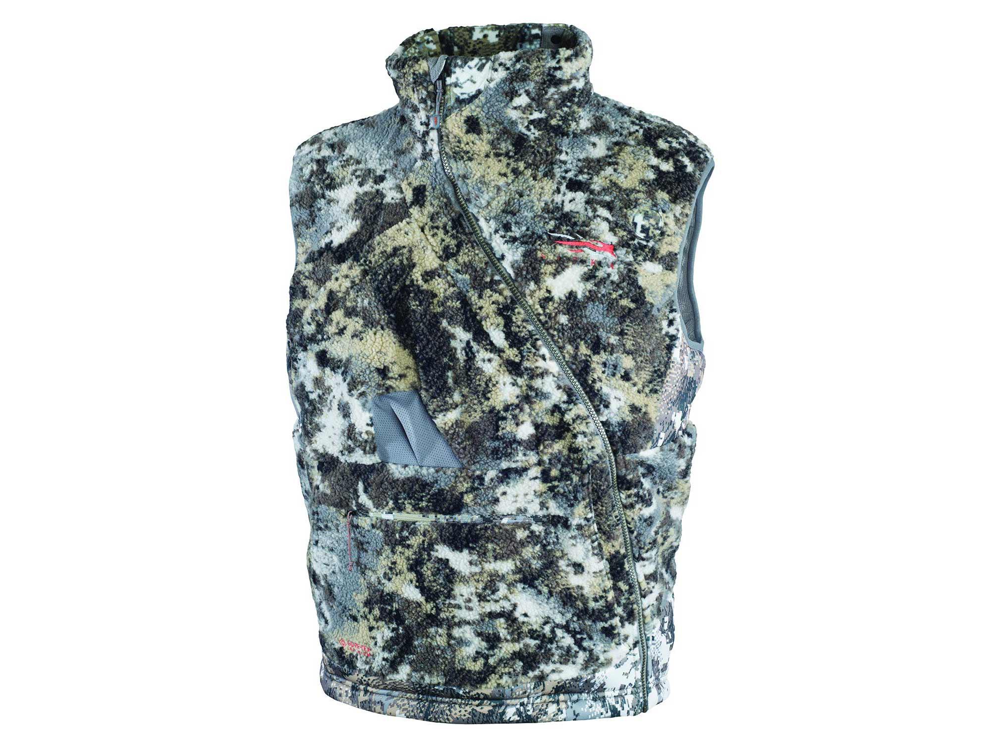 SITKA Men's Quiet Insulated Hunting Fanatic Vest