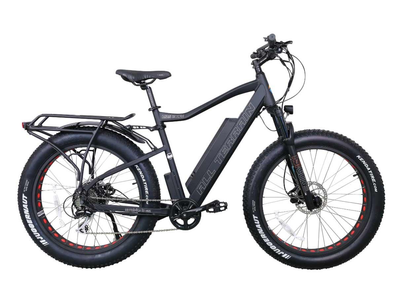 M2S All-terrain ebike