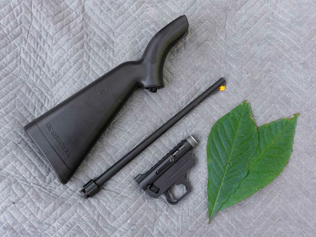 Henry AR-7 rifle