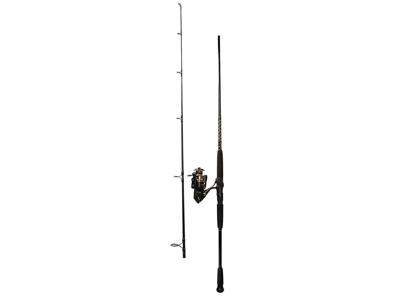 PENN Battle II Spinning Fishing Rod and Reel Combo
