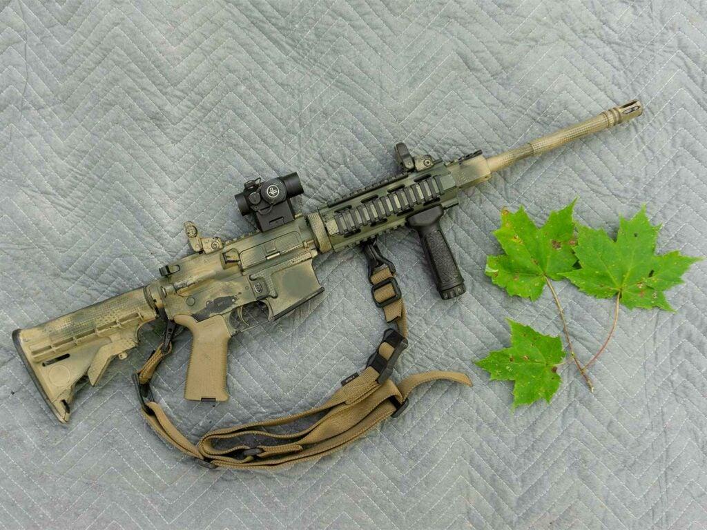 Doublestar AR-15 rifle