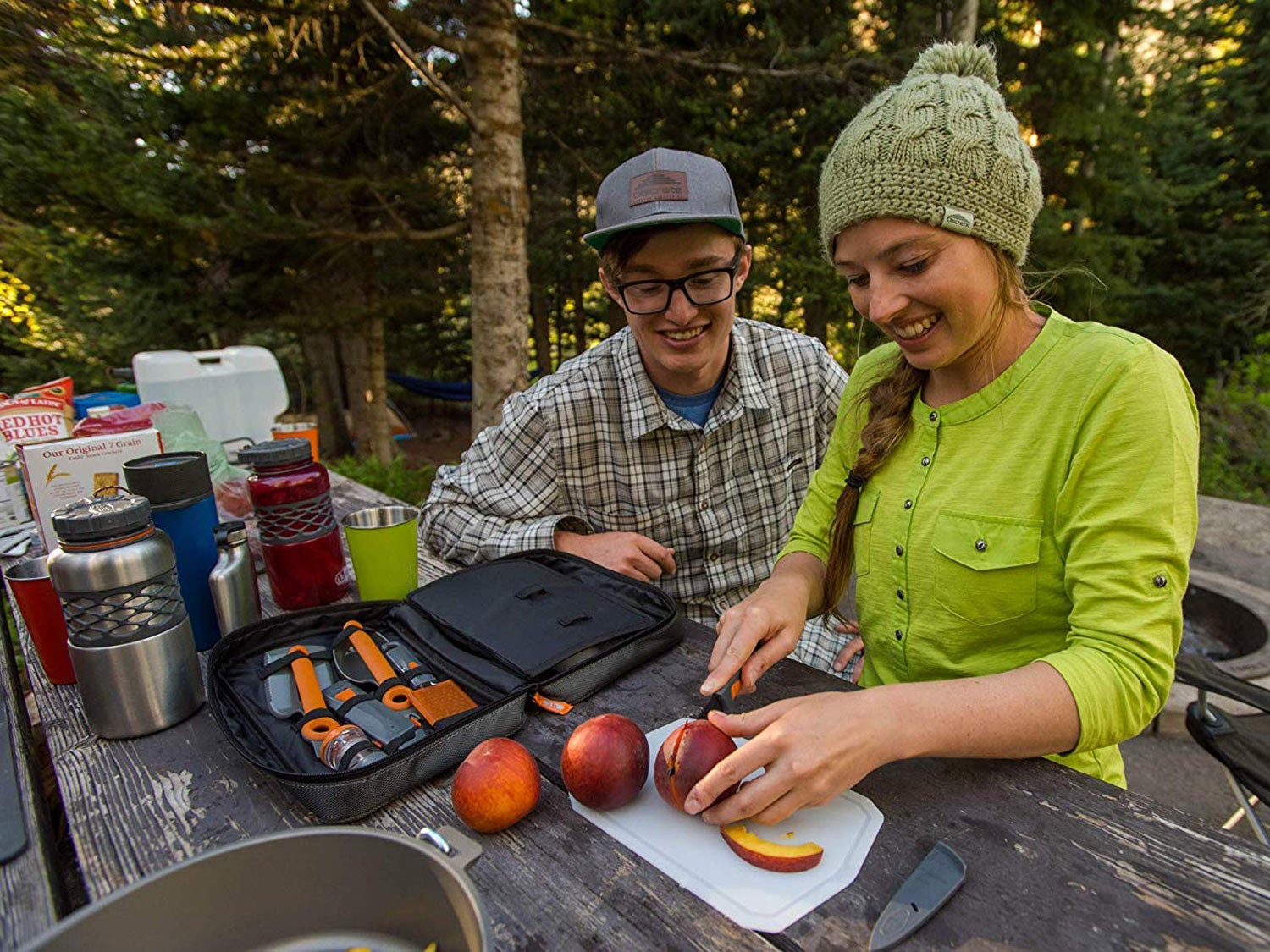 3 Things You Need in a Camp Kitchen Kit