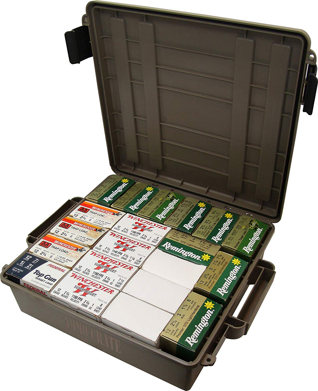 3 Ways to Properly Store Ammunition