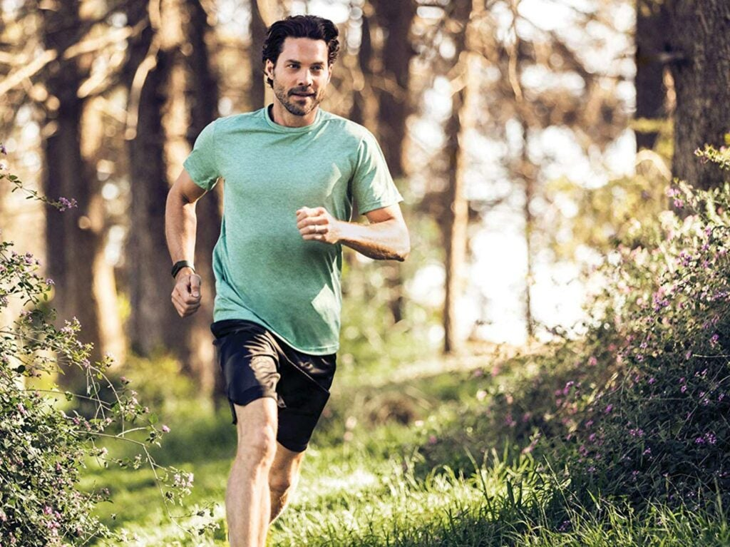 Fitness trackers are the size of a wristwatch but can provide endless data to help you remain physically fit.