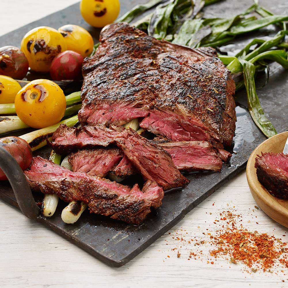 Spiced meat