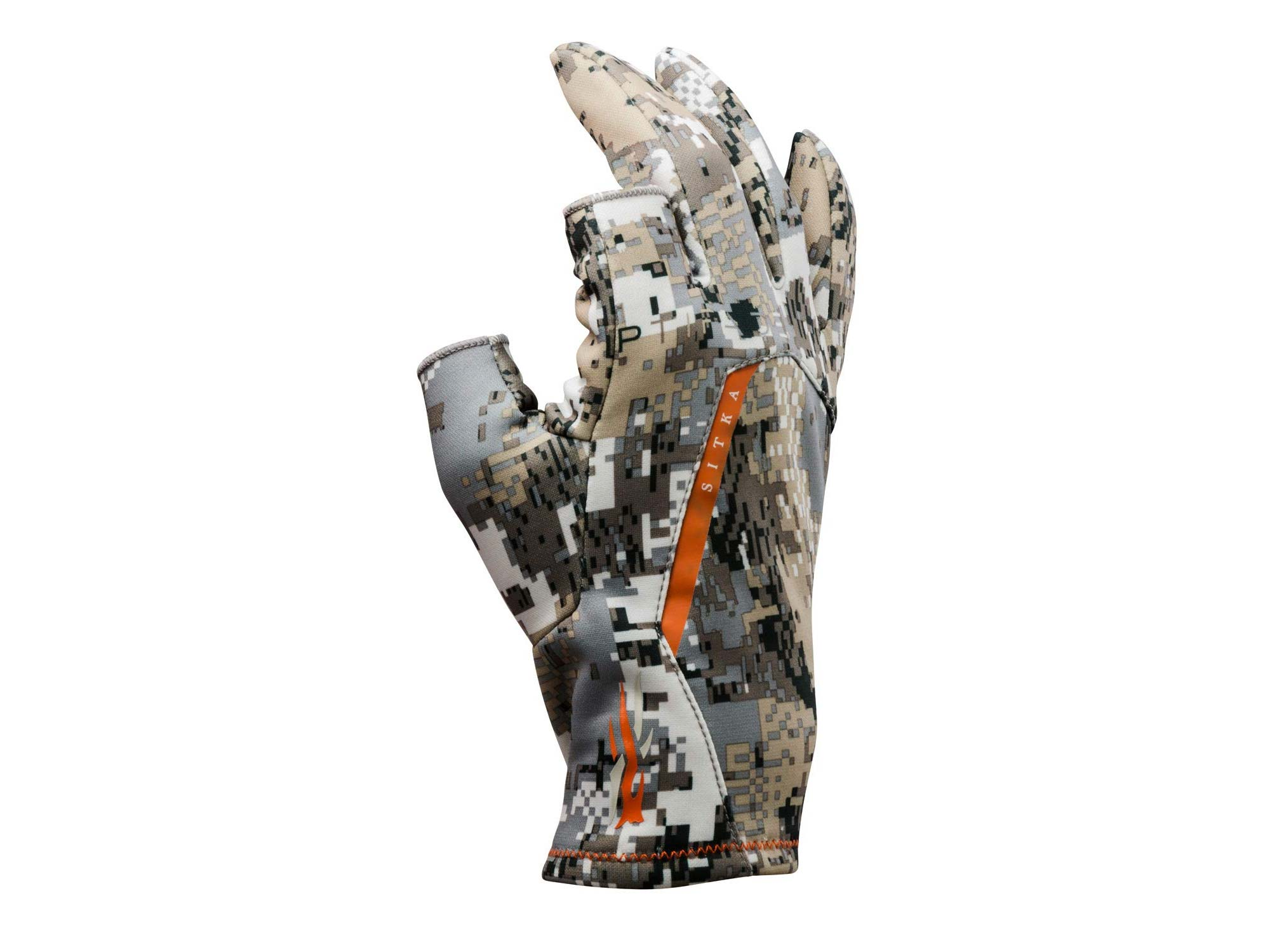 Sitka Men's Fanatic Whitetail Optifade Elevated II Camo Hunting Gloves