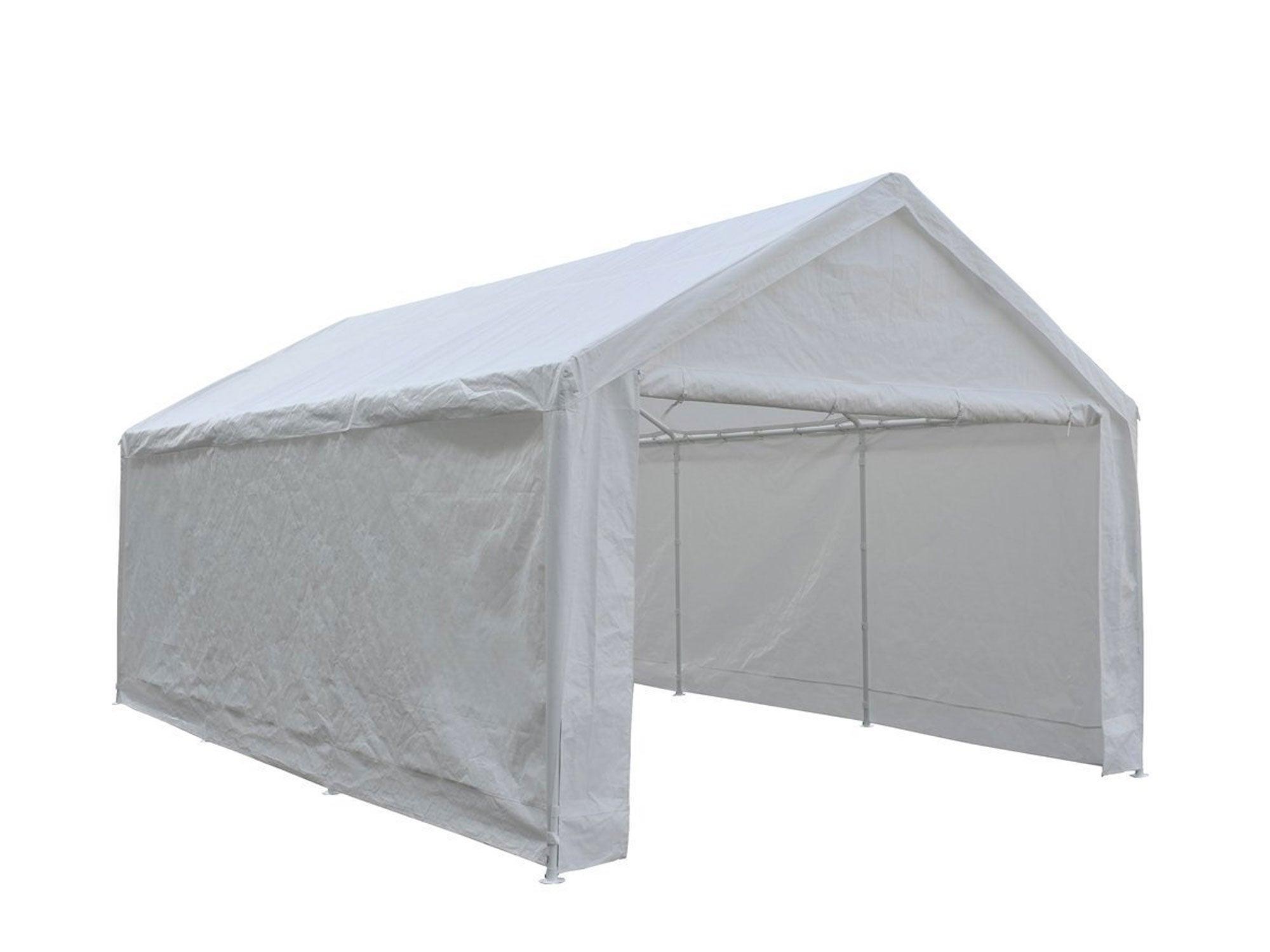 Abba Patio 12 x 20-Feet Heavy Duty Carport