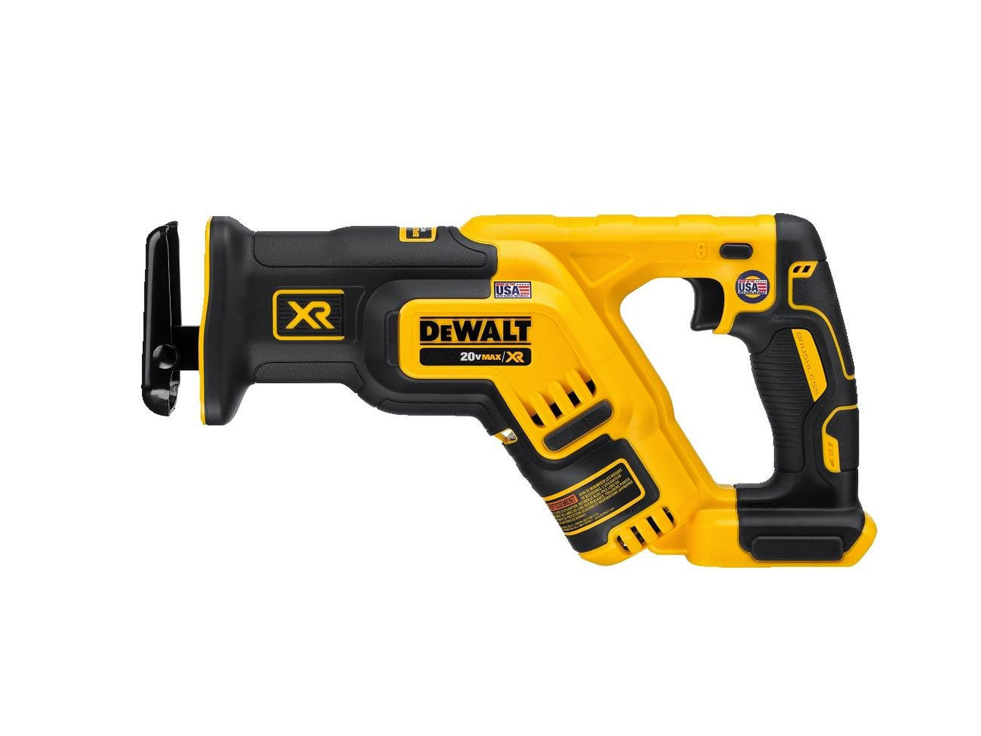 DEWALT 20V MAX XR Reciprocating Saw