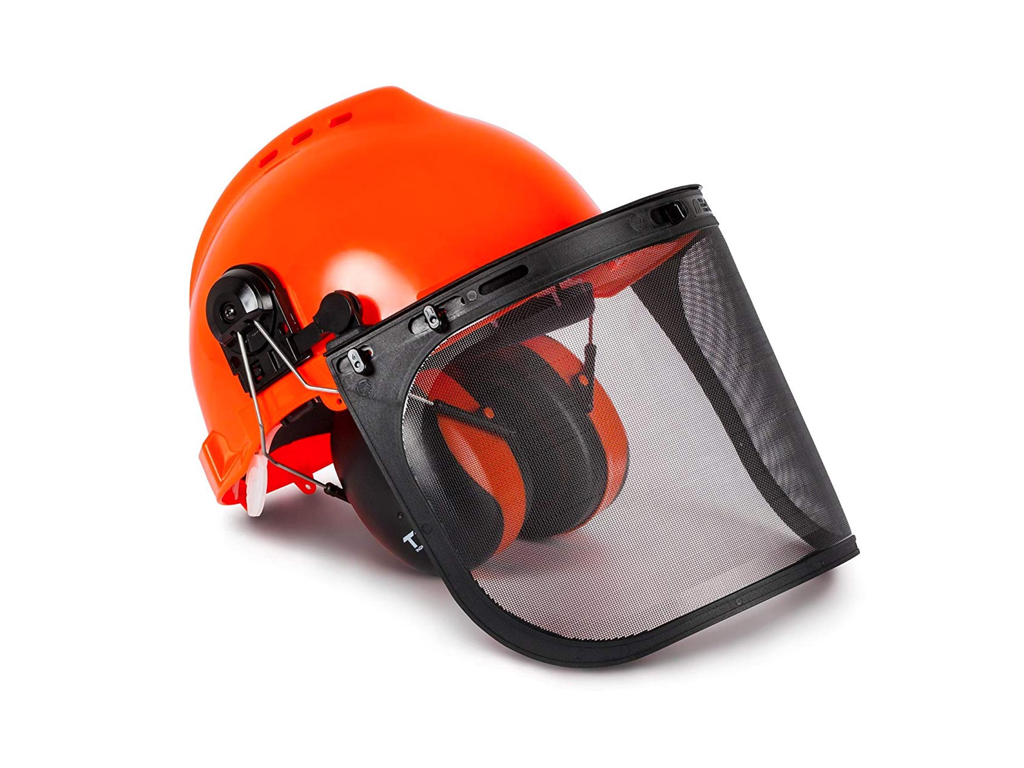 TR Industrial Forestry Safety Helmet and Hearing Protection System