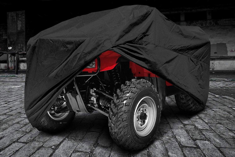 Covered ATV