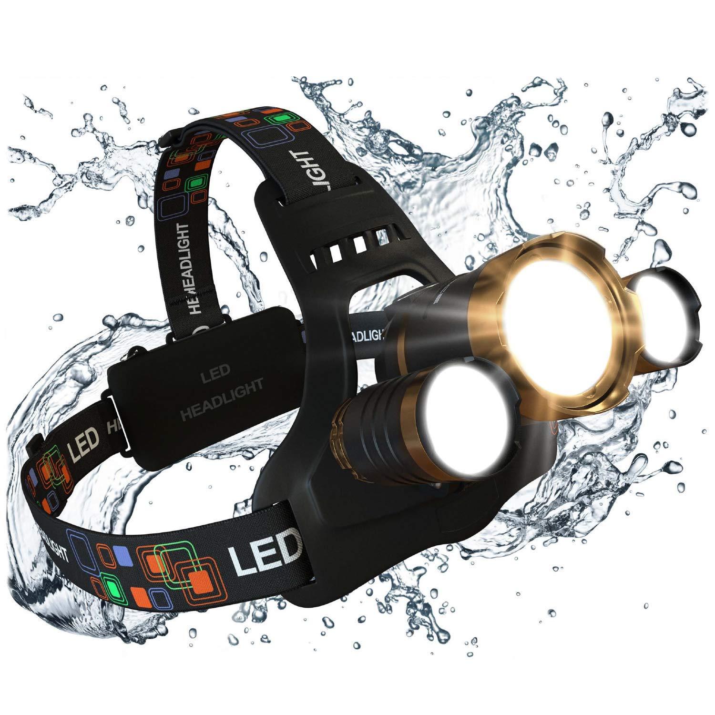 MsForce LED Headlamp