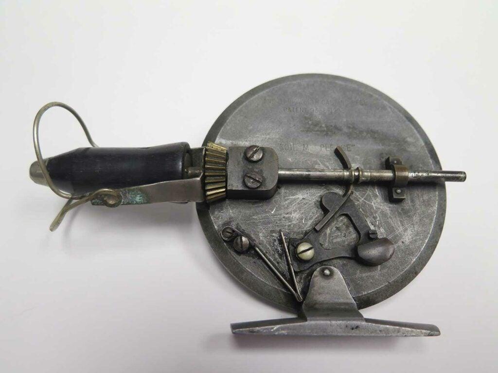 Illingworth Spinning Reel