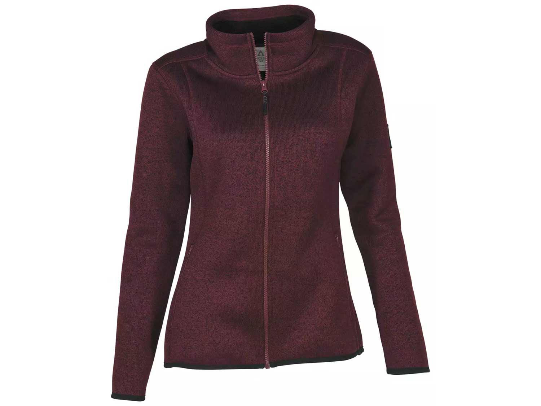 Ascend Ladies' Sweater Fleece Full-zip Jackets