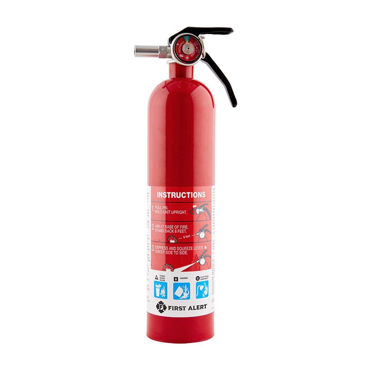 First Alert Standard home Fire Extinguisher