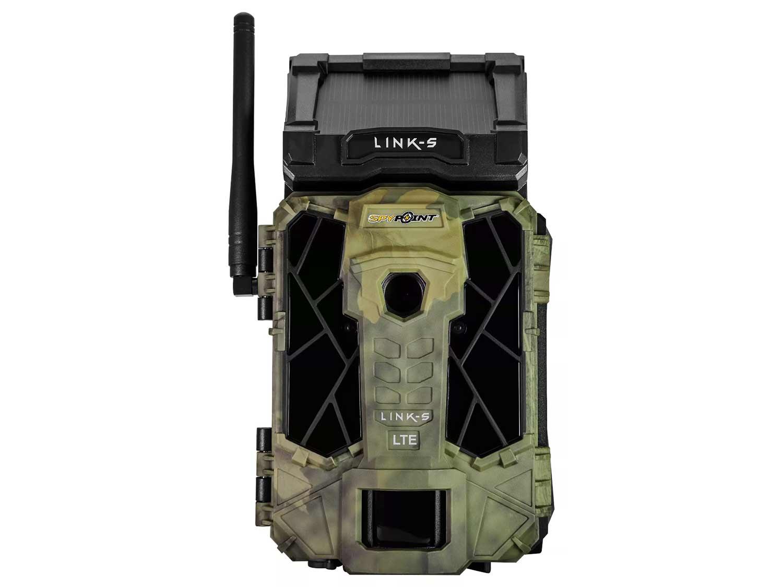 Spypoint LINK-S Solar Cellular Trailcameras