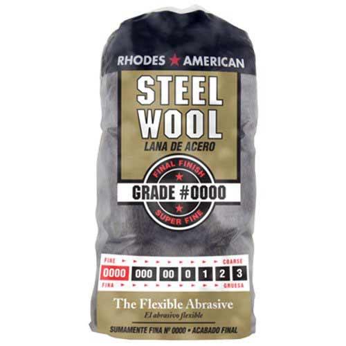 Homax Rhodes American Steel Wool