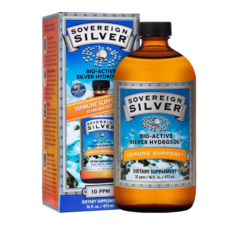 Colloidal silver alternative medicine