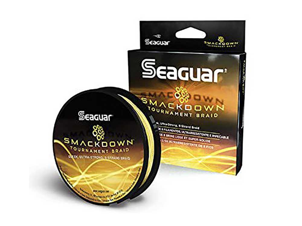 Seaguar Smackdown Hi-Vis Braid